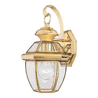 Newbury buiten QZ/NEWBURY2/kleine wandlamp - Elstead verlichting Qz / Newbury2 / QZ/NEWBURY2/S