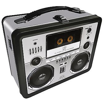 Boombox Tin Fun Box