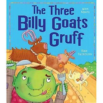 Les trois Billy Goats bourru (mes premiers contes de fées)