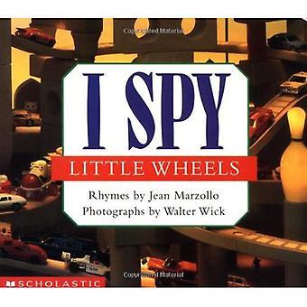 I Spy Little Wheels (I Spy)