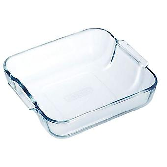 Pyrex Fountain Square 21x21 220 (Kitchen , Household , Oven)