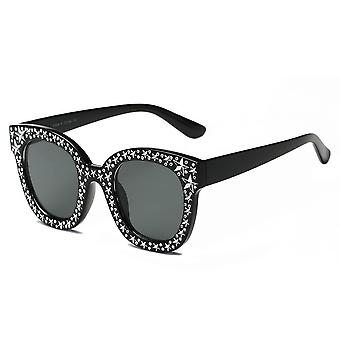 Doswell | s1087 - women fashion oversize round sunglasses