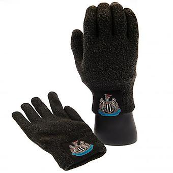 Newcastle United Luxus Touchscreen Handschuhe Jugendliche