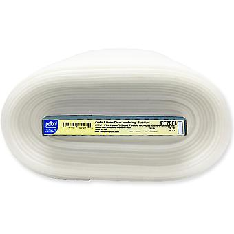 Flex-Foam 1-Sided Fusible Stabilizer-White 20
