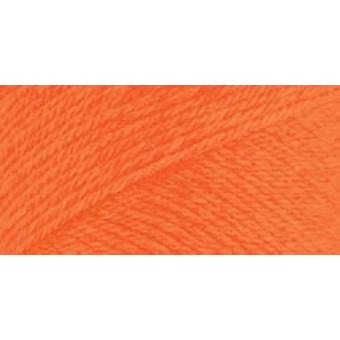 Simply Soft Yarn Solids Neon Orange H97003 9774