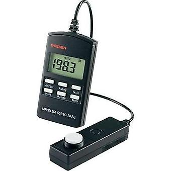 Gossen F502B Lux-Meter, illumination measuring device, Brightness meter,