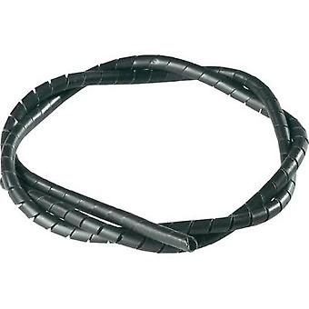 PB Fastener SB 50 E SW Spiral Binding Cable Protection Black