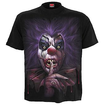Spiral Direct Gothic MADCAP - T-Shirt Black|Horror|Undead|Blood|Tribal