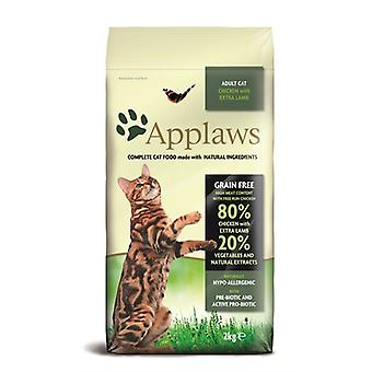 Applaws Cat Adult Huhn/Lamm 2 Kg