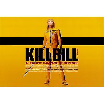 Kill Bill Vol 1 Movie Poster Print (27 x 40)