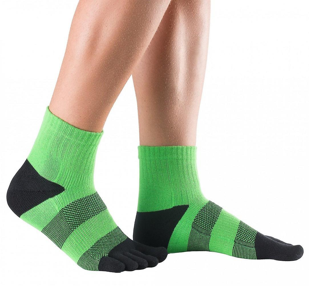 Knitido track & trail Flash | Short toe socks from Coolmax®