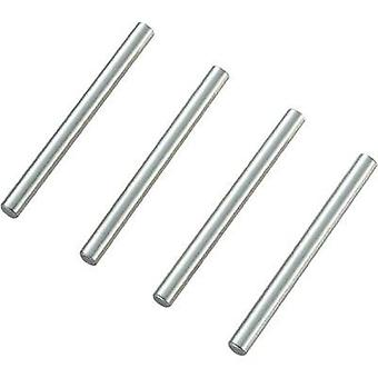 Spare part Reely 736040 Shafts (22 x 2 mm)