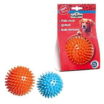 Camon Hedgehog soft rubber ball 78 mm (Dogs , Toys & Sport , Balls)