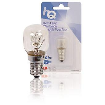 HQ T22S oven bulb 15W With E14 (Home , Lighting , Light bulbs and pipes)