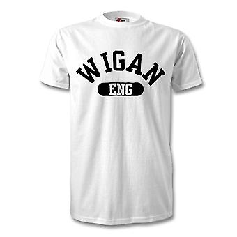 Wigan England City T-Shirt
