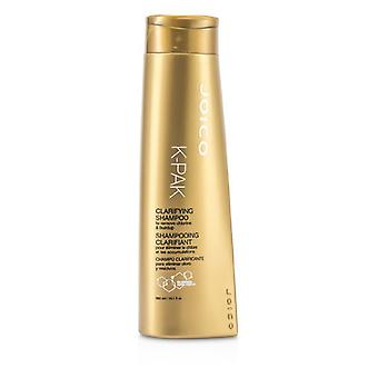 Joico K-Pak Clarifying Shampoo - To Remove Chlorine & Buildup (New Packaging) 300ml/10.1oz