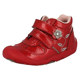 Infant Girls Startrite First Boots Go
