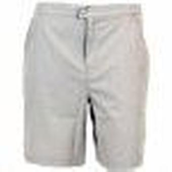 K-Swiss Men's Stretch Smart Casual Comfort Pinstripe Shorts