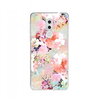 Cover Love of the Flower for Huawei Honor 6 x