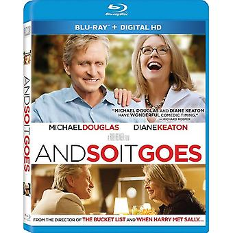 And So It Goes [BLU-RAY] USA import