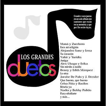 Los Grandes Duetos - Los Grandes Duetos [CD] USA import
