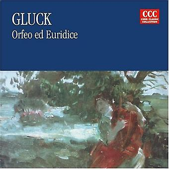 C.W. Von Gluck - Christoph Willibald Gluck: Orfeo Ed Euridice [CD] USA import