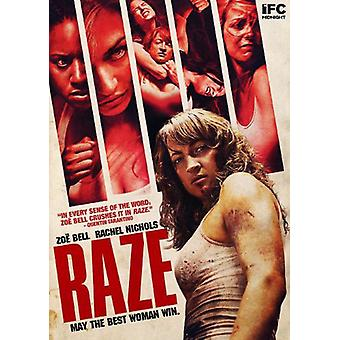 Raze [DVD] USA import