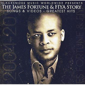 James Fortune & Fiya - James Fortune & Fiya Story-Song & VI [CD] USA Importer