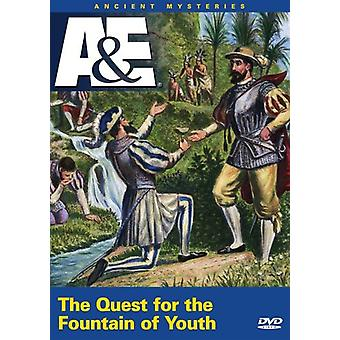 Quest for the Fountain of Youth [DVD] USA import