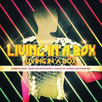 Vivere in una scatola - vivono in un'importazione di casella-EP [CD] USA