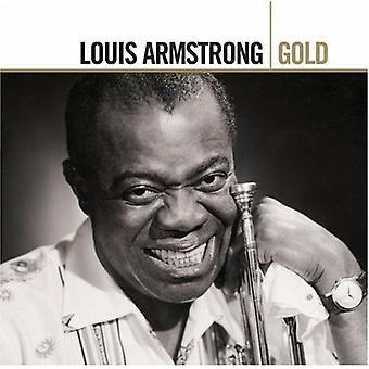 Louis Armstrong - Gold [CD] USA import