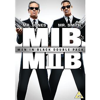 Men in Black 1&2 [DVD] USA import