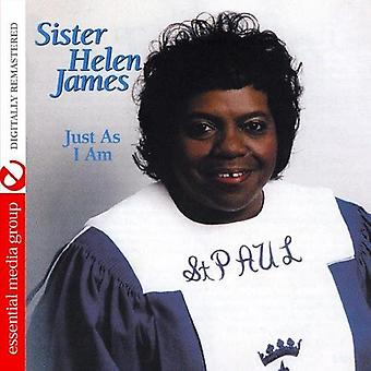 Hermana Helen James - tal y como yo soy [CD] USA importar