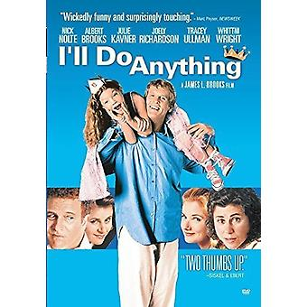 I'Ll Do Anything [DVD] USA import