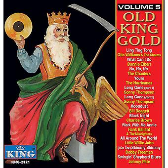 Gamla King guld - Vol. 5-Old King guld [CD] USA import