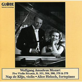 W.a. Mozart - Mozart: Violin Sonatas [CD] USA import