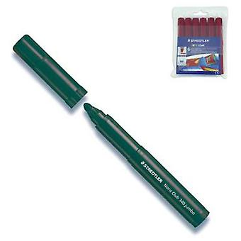 Staedtler Estuche 6 Marcadores Watercolor Negro (Toys , School Zone , Drawing And Color)