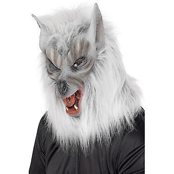 Wolf Maske, Silber