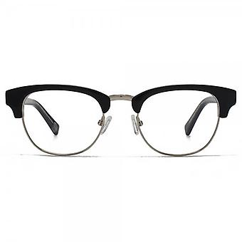 Hook LDN Novello Glasses In Black On Clear