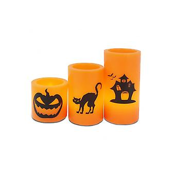 Andrew James Real cera Halloween LED velas