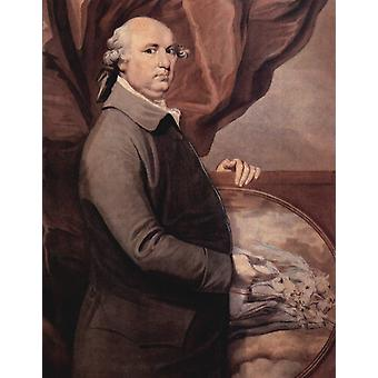 George Stubbs - Portrait Poster Print Giclee