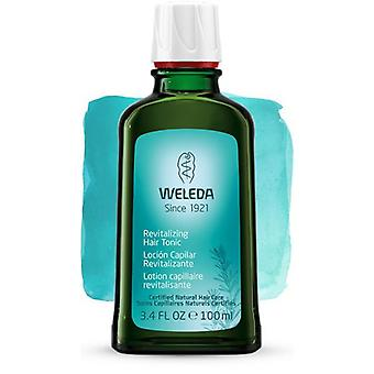 Weleda Hair Revitalizing Lotion 100Ml With Romero. (Beauty , Hair care , Anti-Hair Loss)
