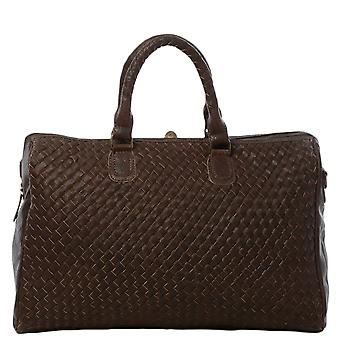 Ashwood Si 879 Brown Handbag