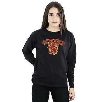 Harry Potter Women's Gryffindor Sport Emblem Sweatshirt