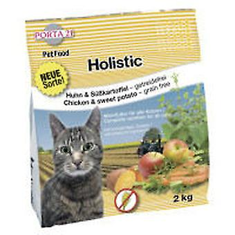 Porta21 Holistic Chicken & potato - No Cereal (Cats , Cat Food , Dry Food)