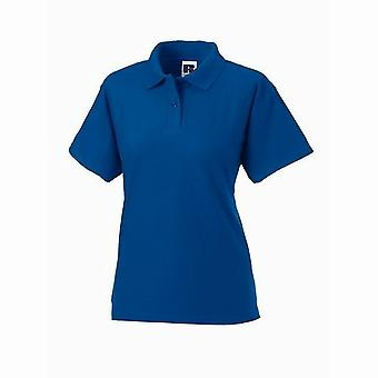 Jerzees Colours Ladies 65/35 Hard Wearing Pique Short Sleeve Polo Shirt