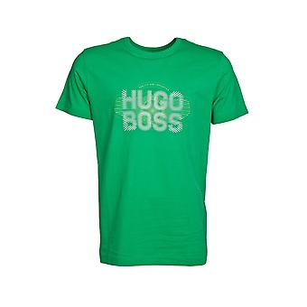 BOSS GREEN HUGO BOSS GREEN Classic Short Sleeve Tee In Black  White And Range Of Colours TEE 2 50282246