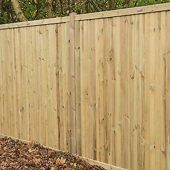Forest Garden Noise Reduction 1.80m Fence Panel
