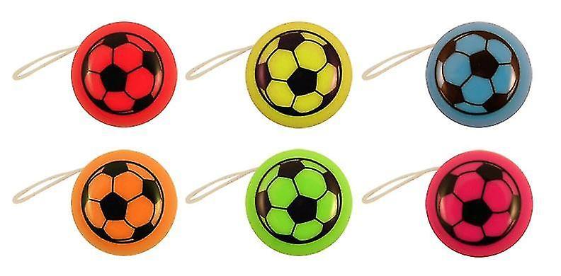 Box of 72 Mini Football Yo-Yos T26 053