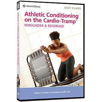 Athletic Conditioning on Cardio-Tramp Rebounder [DVD] USA import